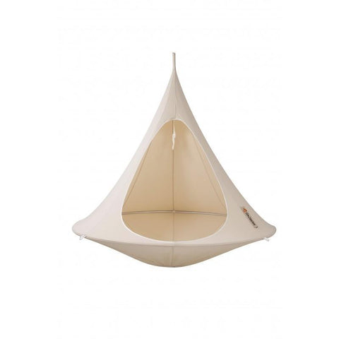Cacoon Double Hammock SALE-Hammock-CACOON-Natural White-Hammock UP