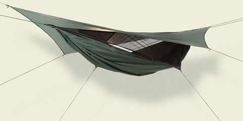 Expedition Asym Zip Hammock-Hammock-HENNESSY-Hammock UP