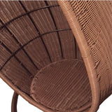 Fine Mod Imports Rattan Hanging Chair with Stand-Hanging Chair-Fine Mod Imports-Hammock UP