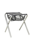 Grand Trunk Collapsible Camp-Stool - Black/Silver-Hammock Accessories-GRAND TRUNK-Hammock UP