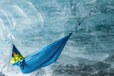 GRAND TRUNK Double Parachute Printed Nylon Hammock - Batic-Hammock-GRAND TRUNK-Hammock UP