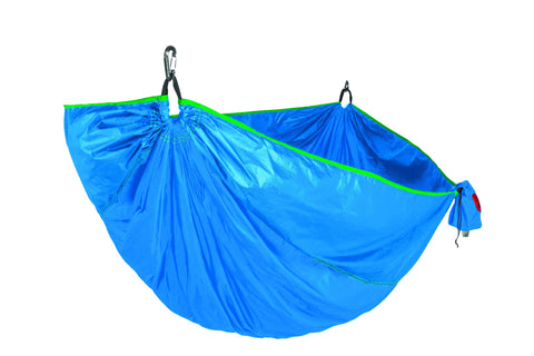 GRAND TRUNK Double Trunktech-Hammock-GRAND TRUNK-Caribbean Blue-Hammock UP