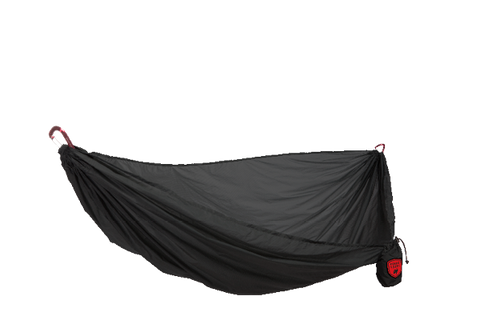 Grand Trunk Nano Hammock - Black-Hammock-GRAND TRUNK-Black-Hammock UP