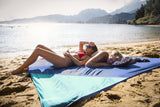 Grand Trunk Parasheet Beach Blanket-Hammock Accessories-GRAND TRUNK-Hammock UP
