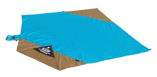 Grand Trunk Parasheet Beach Blanket-Hammock Accessories-GRAND TRUNK-Arctic Blast-Hammock UP