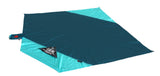 Grand Trunk Parasheet Beach Blanket-Hammock Accessories-GRAND TRUNK-Blue Lagoon-Hammock UP