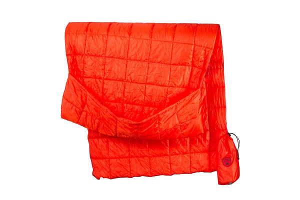Grand Trunk Tech Throw Travel Blanket-Hammock Accessories-GRAND TRUNK-Bright Crimson-Hammock UP