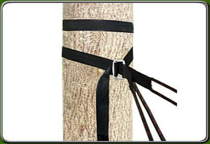 Hammock Bliss Deluxe Cinching Tree Straps-Hammock Accessories-HAMMOCK BLISS-Hammock UP