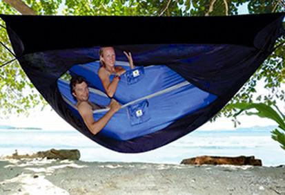 Hammock Bliss Sky Tent 2-Hammock Tent-HAMMOCK BLISS-Hammock UP