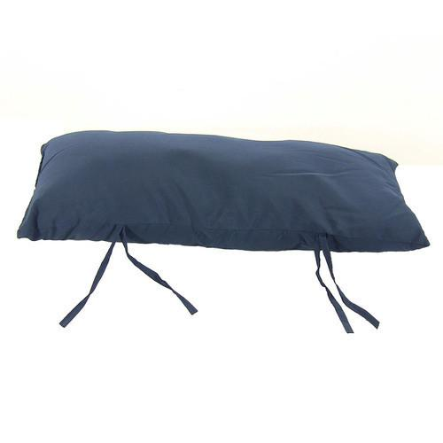 Hammock Pillow - Navy Blue-Hammock Accessories-SUNNYDAZE DECOR-Hammock UP