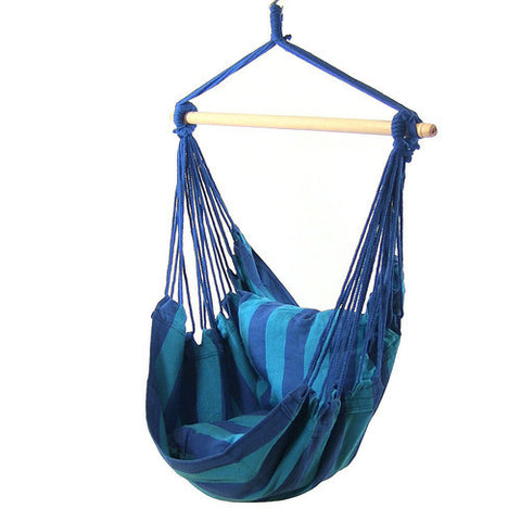 Hanging Hammock Swing by Sunnydaze Decor - Oasis-Hammock chair-SUNNYDAZE DECOR-Hammock UP