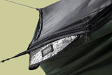 Jungle Expedition Asym Zip Hammock-HAMMOCK-HENNESSY-Hammock UP