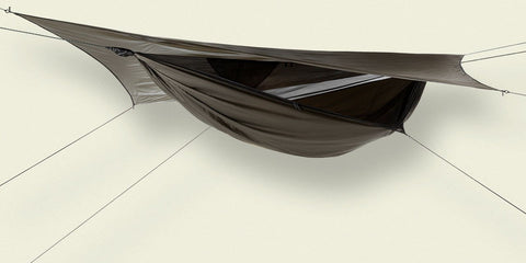 Jungle Explorer Zip Asym Hammock-Hammock-HENNESSY-Hammock UP