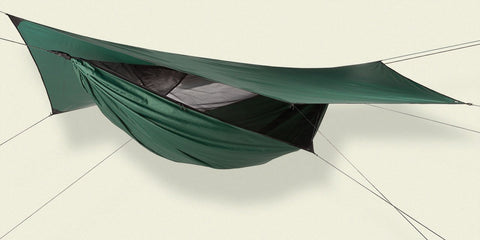 Jungle Safari Asym Zip Hammock-Hammock-HENNESSY-Hammock UP