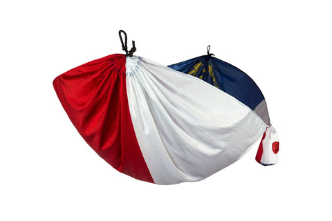 North Carolina Flag Hammock-HAMMOCK-GRAND TRUNK-Hammock UP
