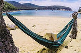 Single Hammock - Forest Green-Hammock-HAMMOCK BLISS-Hammock UP