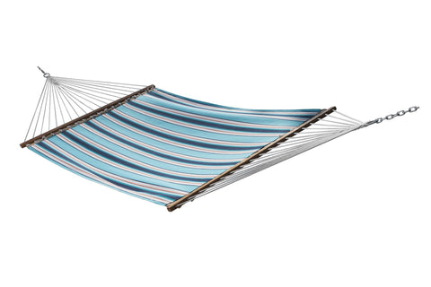 Sunbrella® Quilted Hammock - Double (Token Surfside)-Hammock-VIVERE-Hammock UP