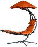 The Original Dream Chair ™-Lounger-VIVERE-Orange Zest-Hammock UP