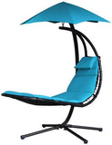 The Original Dream Chair ™-Lounger-VIVERE-True Turquoise-Hammock UP