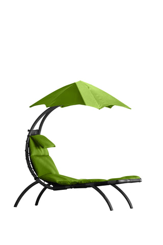 The Original Dream Lounger ™-Lounger-VIVERE-Green Apple-Hammock UP