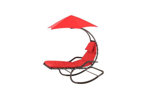 The Original Dream Rocker-Rocker-VIVERE-Cherry Red-Hammock UP