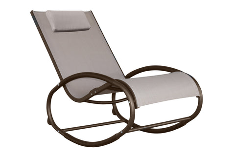 Wave Rocker - Aluminum-Rocker-VIVERE-Cocoa-Hammock UP
