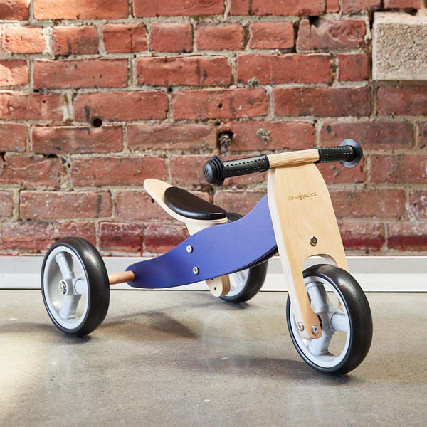 2-in-1 Balance Bike - BLUE (pre-order)