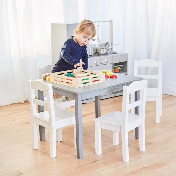 LUDO - Table and Chairs Set