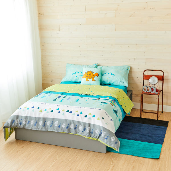 Dino Bedding Set - Double Size