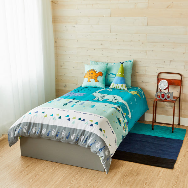 Dino Bedding Set - Twin Size