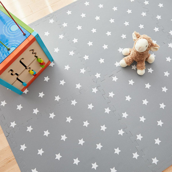 Playmat - WHITE STARS