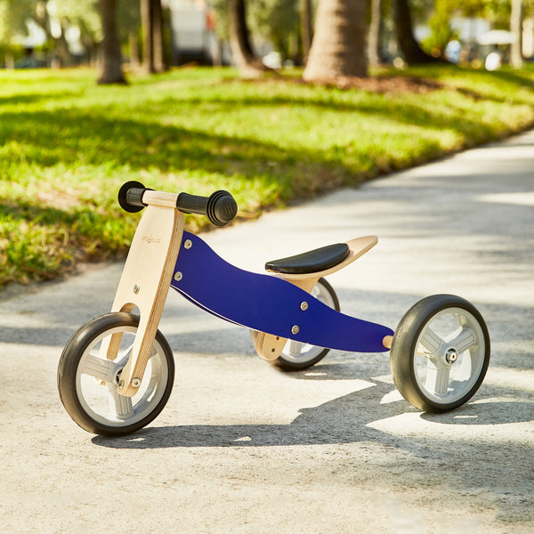 NANO / 2-in-1 Balance Bike - BLUE