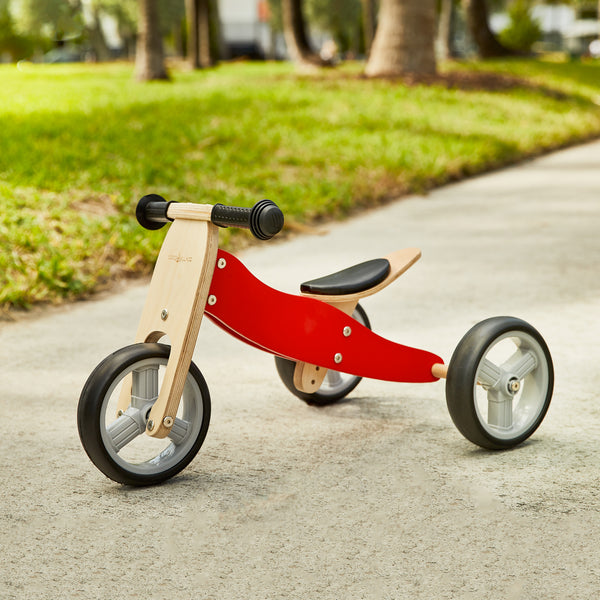 NANO / 2-in-1 Balance Bike - RED