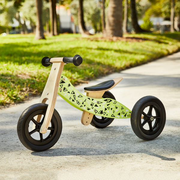 MINI / 2-in-1 Balance Bike - TRIANGLE
