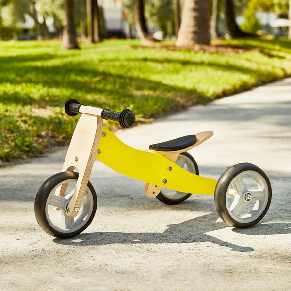 NANO / 2-in-1 Balance Bike - YELLOW