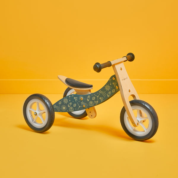 2-in-1 Balance Bike - SPACE