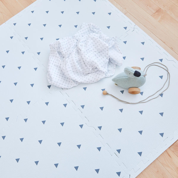 Playmat - GREY TRIANGLES
