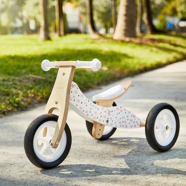 MINI / 2-in-1 Balance Bike - PINK