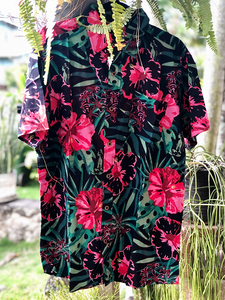 PITO HOLIDAY ALOHA SHIRT