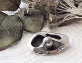 Vintage Tasco Mexico Signed Sigi Pineda Sterling Silver Modernist Brooch/Pin