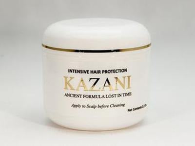 Here is a direction on how to use Kazani Hair Protection.