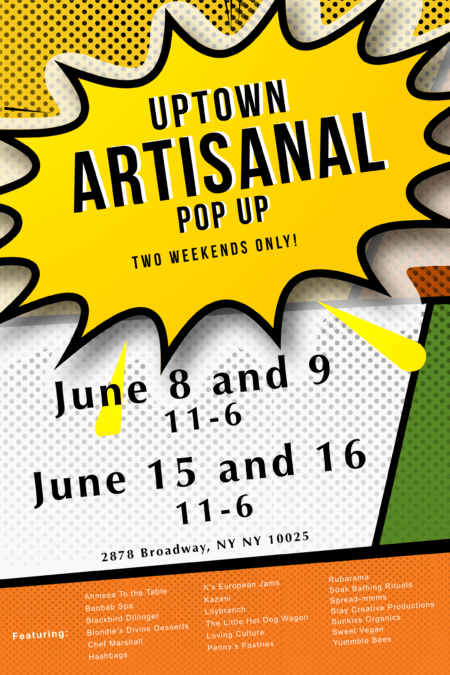 Pop-Up Market Will Pop Up for 2 Weekends Inside a Vacant Storefront