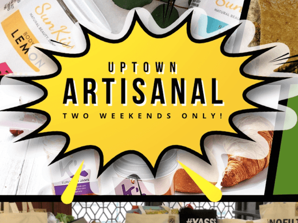 Artisanal Pop-Up Market Shows Off Uptown Businesses
