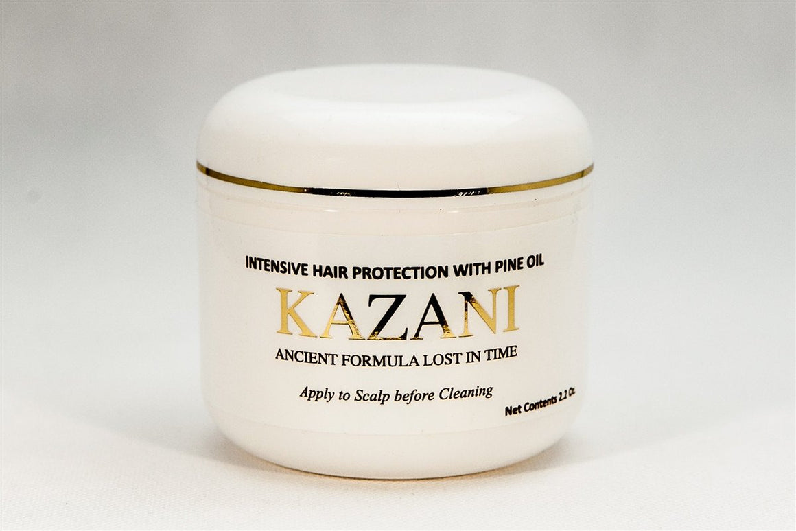 Kazani Intensive Hair Protection with Pine Oil - kazanibeauty.com