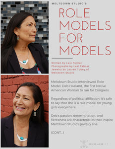 Meet Deb Haaland, the first Native American Woman to run for Congress