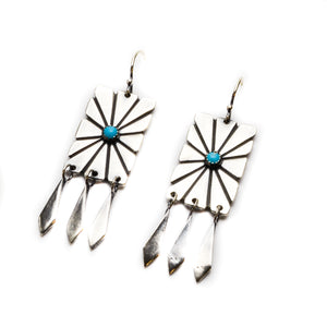 Cielo Earrings - Meltdown Studio Jewelry