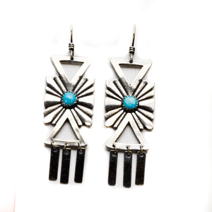 Estrella Earrings - Meltdown Studio Jewelry