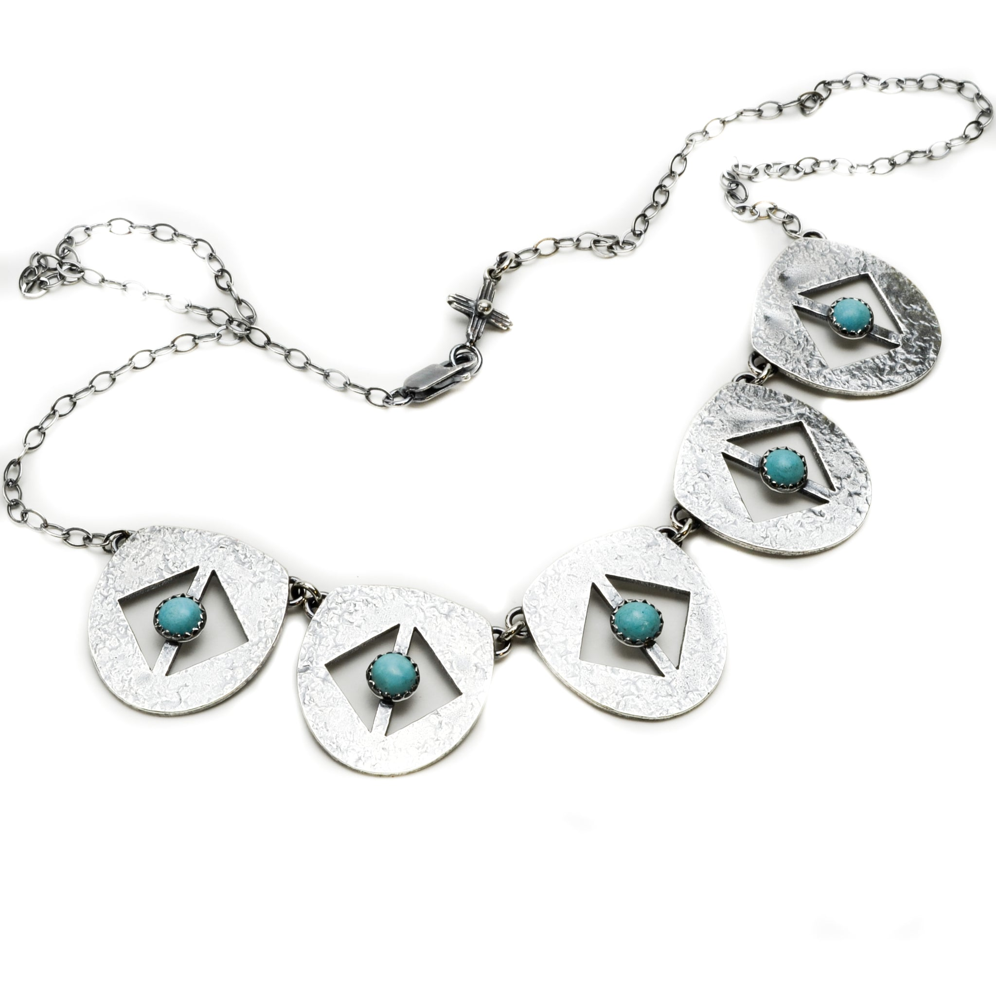 Mesa Necklace - Meltdown Studio Jewelry