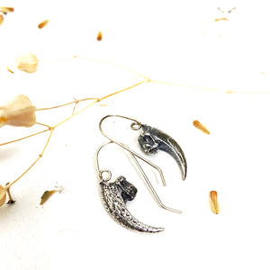 Hawk Talon Earrings