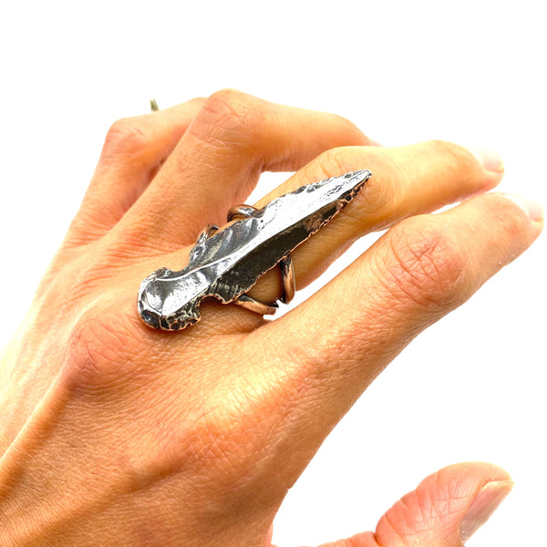 Arrowhead Adventurer Ring